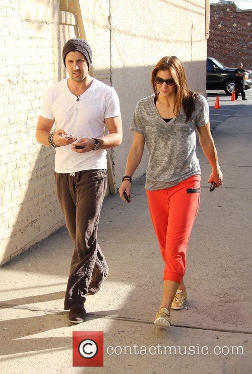 maksim chmerkovskiy and hope solo dancing with 3589263