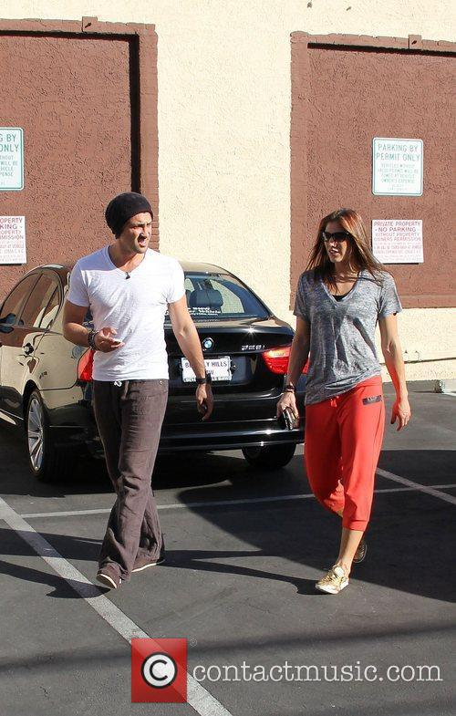 maksim chmerkovskiy and hope solo dancing with 3589264