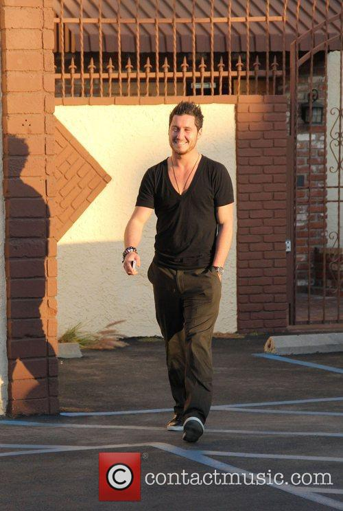 Celebrities at 'Dancing with the Stars' rehearsals