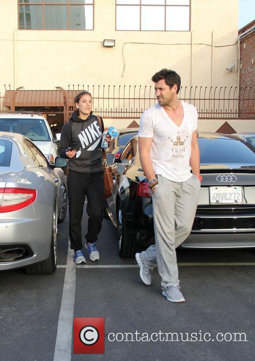Maksim Chmerkovskiy and Hope 2