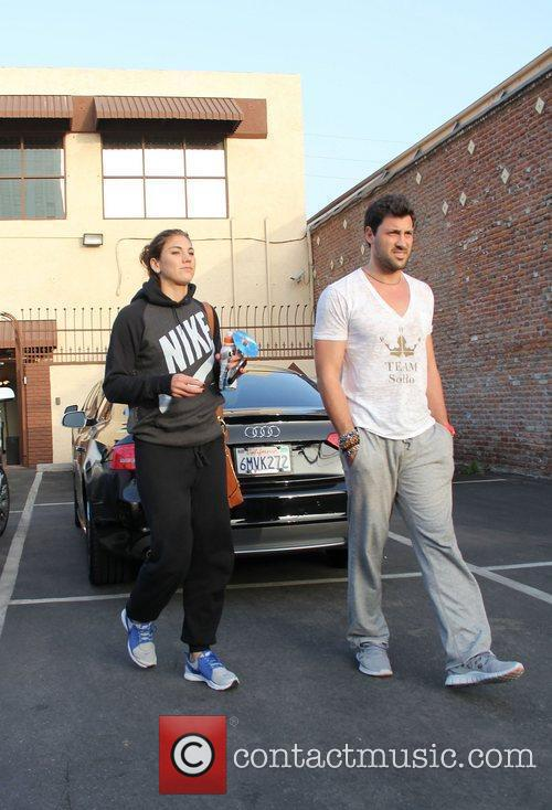Maksim Chmerkovskiy and Hope 5