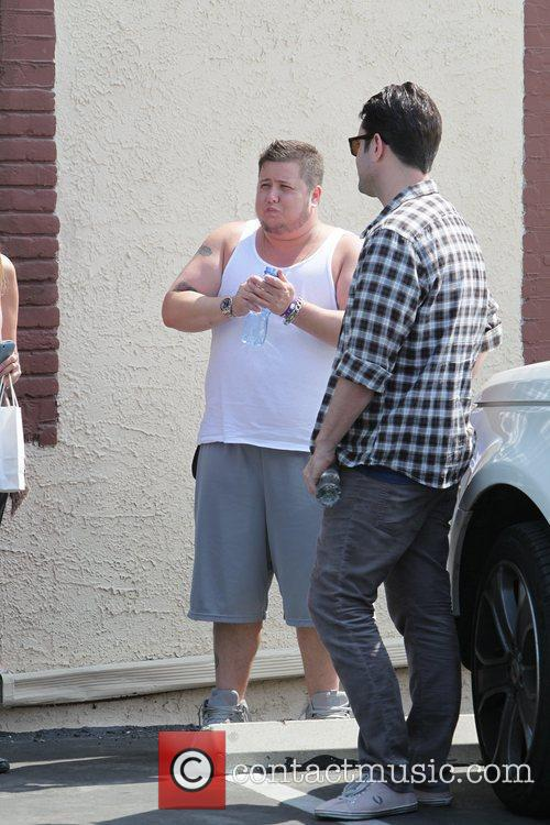 Chastity Bono and Lacey Schwimmer 8