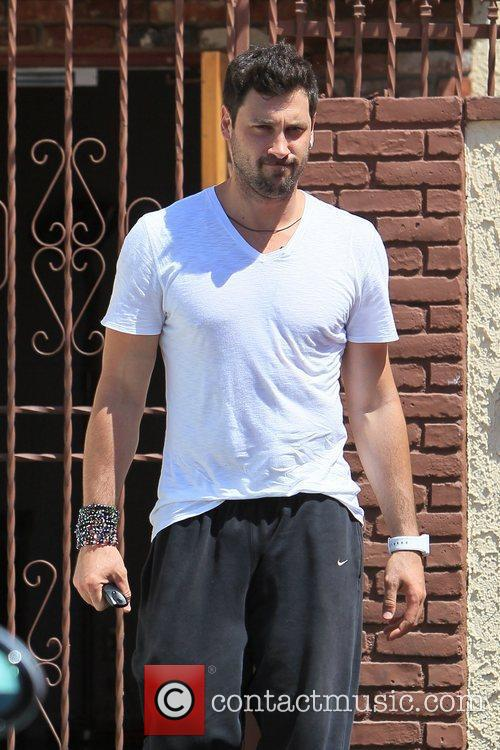 Maksim Chmerkovskiy 'Dancing with the Stars' celebrities are...