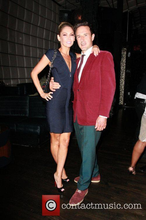 'Dancing with the Stars' season 13 premiere party...