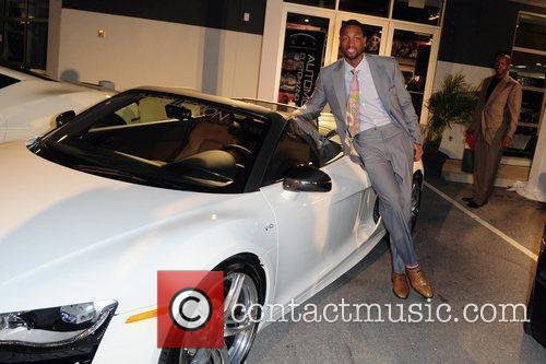 Dwayne Wade host 'Boys and Their Toys' at...
