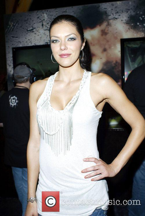 Adrianne Curry The Electronics Entertainment Expo (e3) held...