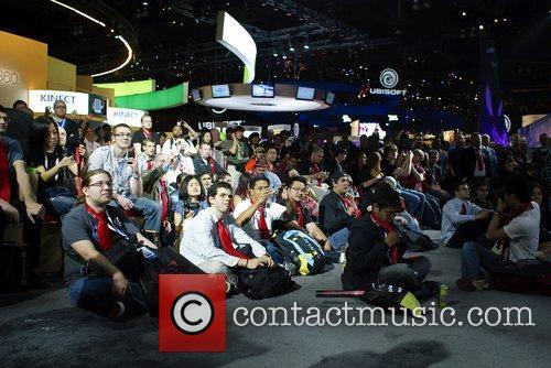 Atmosphere The Electronics Entertainment Expo (e3) held at...