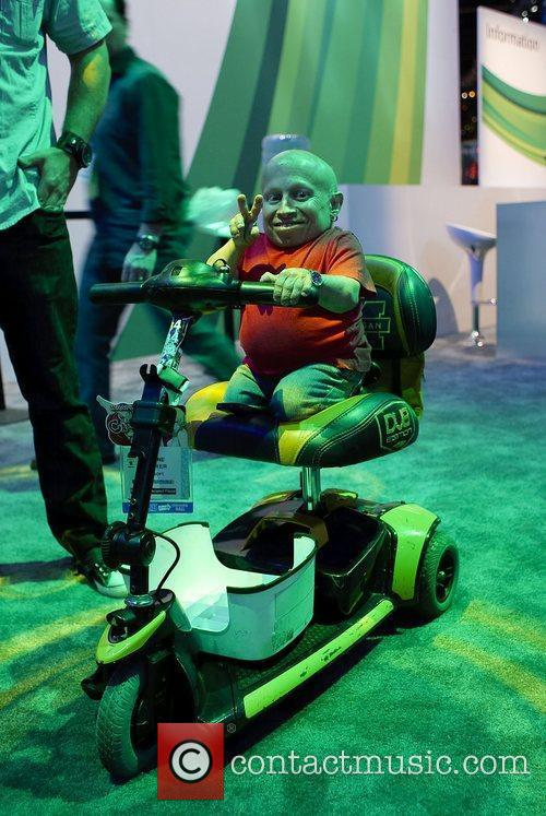 Verne Troyer The Electronics Entertainment Expo (e3) held...