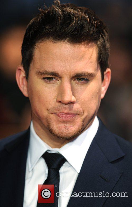 Channing Tatum The Eagle - UK film premiere...