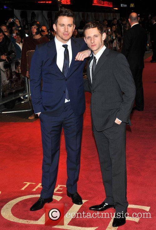 Channing Tatum, Jamie Bell UK film premiere of...