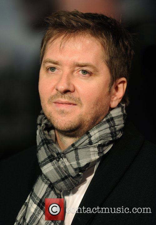 Atli Orvarsson The Eagle - UK film premiere...