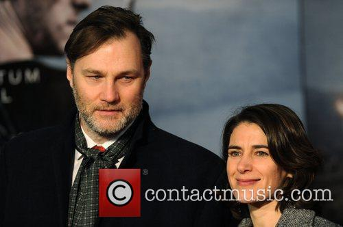 David Morrissey and Guest The Eagle - UK...