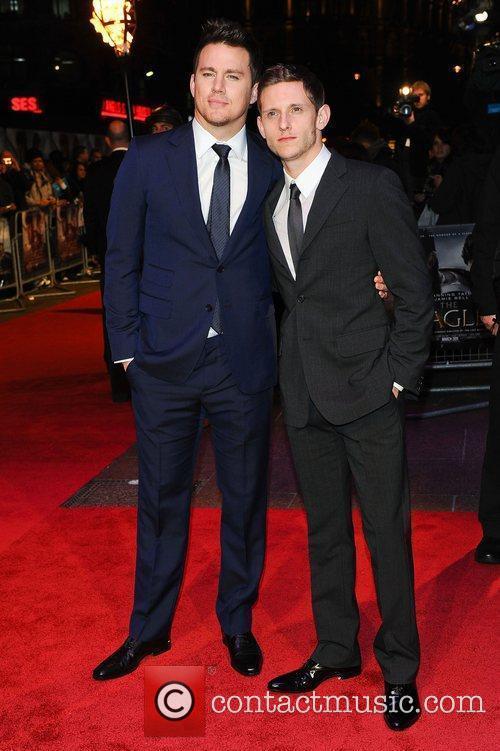 Channing Tatum and Jamie Bell