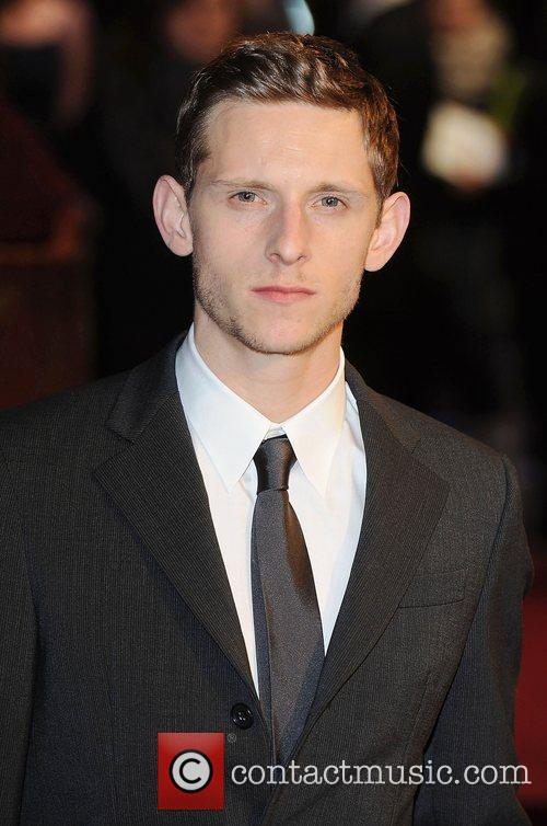 Jamie Bell at the premiere of The Eagle...