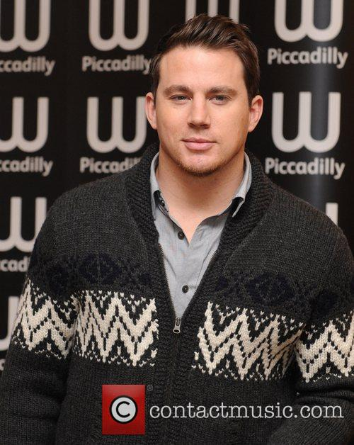 Channing Tatum  The stars of 'The Eagle'...