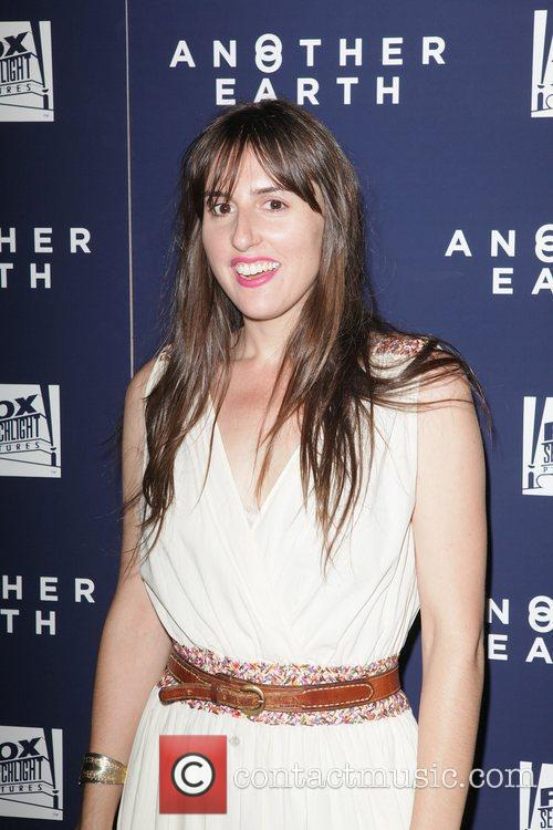 Actress Ry Russo-Young ,  at the premiere...