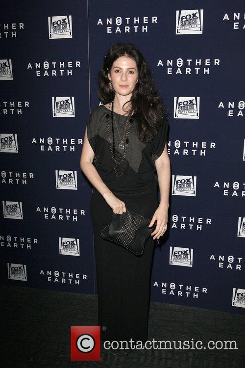 Actress/singer Aleksa Palladino,  at the premiere of...