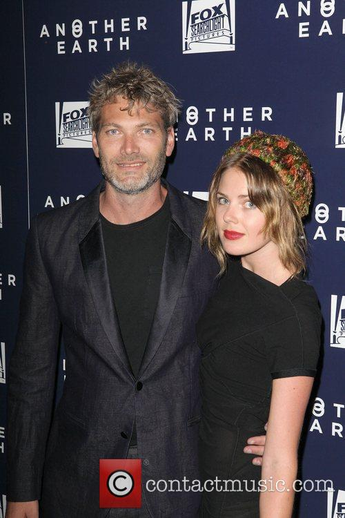Hunter Gray, and his Wife,  at the...