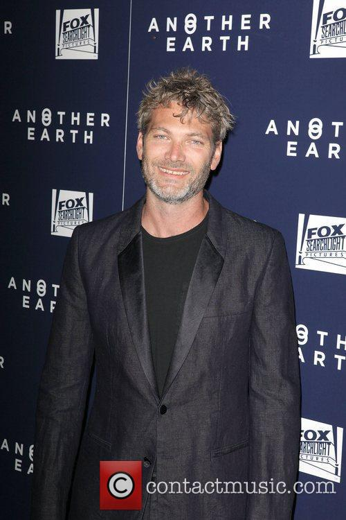 Hunter Gray,  at the premiere of Fox...