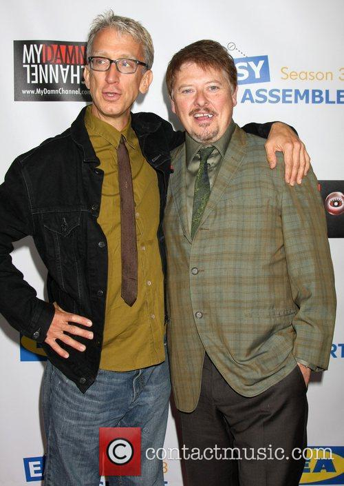 Andy Dick and Dave Foley 1