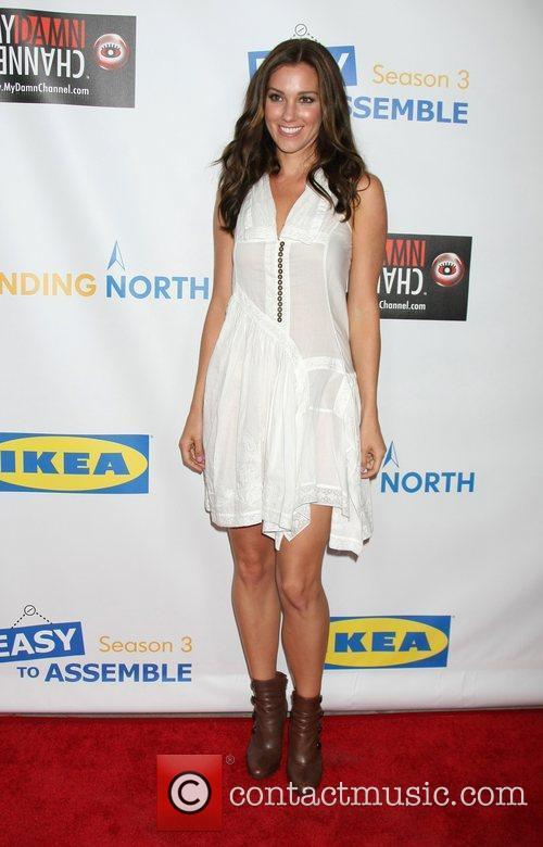 Carly Craig 'Easy To Assemble' season 3 premiere...