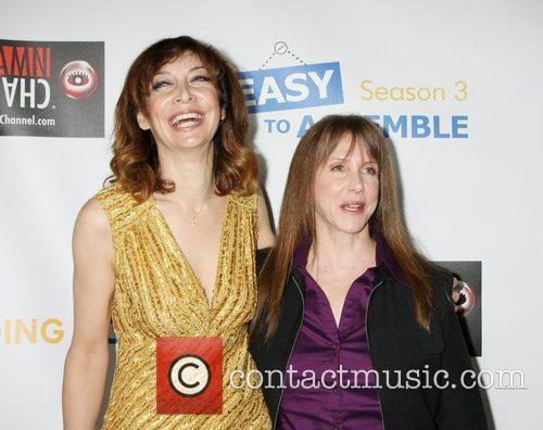 Illeana Douglas and Laraine Newman 'Easy To Assemble'...