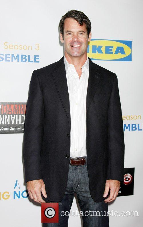 Tuc Watkins 'Easy To Assemble' season 3 premiere...