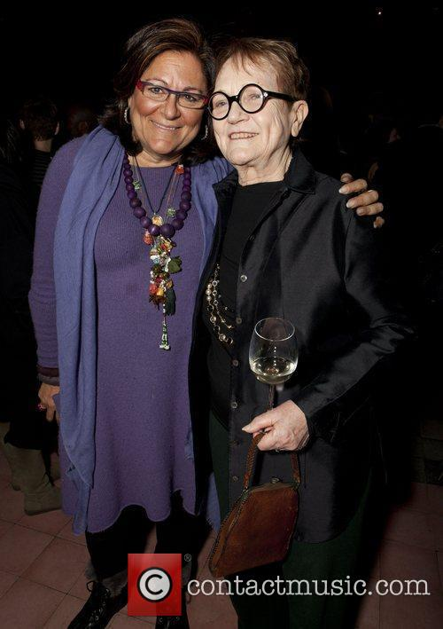 Fern Mallis And Marylou Luther 2