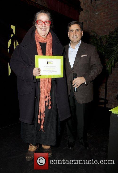 Kim Hastreiter and Roger Nebadian Ecco Domani Fashion...