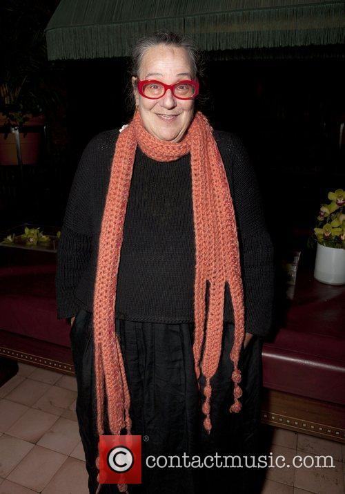 Kim Hastreiter Ecco Domani Fashion Foundation Celebrates a...