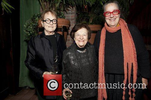 MaryLou Luther, Ruth Finley and Kim Hastreiter Ecco...