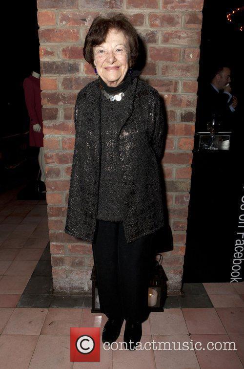 Ruth Finley Ecco Domani Fashion Foundation Celebrates a...
