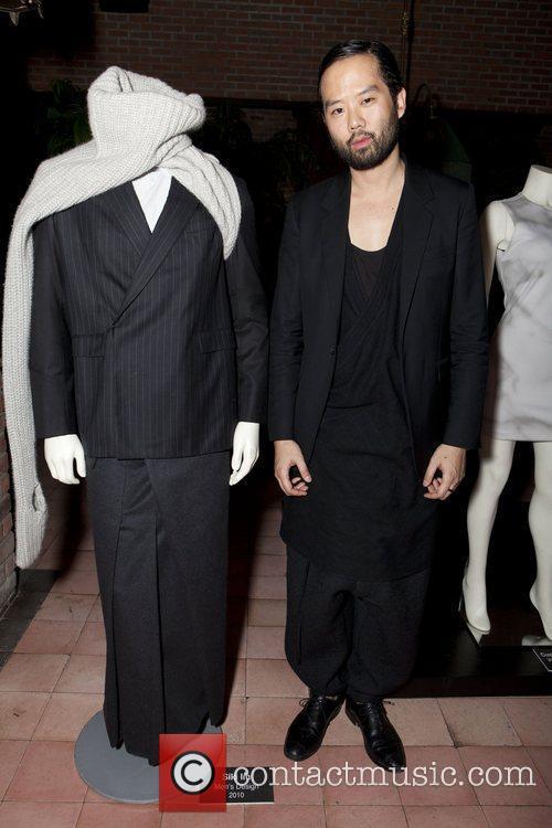 Siki Im Ecco Domani Fashion Foundation Celebrates a...
