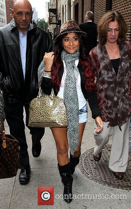 nicole snooki polizzi the late show with 3574209