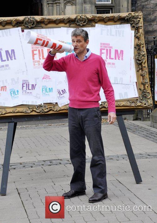 Edinburgh International Film Festival director James Mulligan presents...