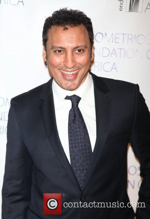 Aasif Mandvi  The Endometriosis Foundation of America...