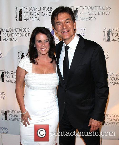 Lisa Oz and Dr. Mehmet Oz  The...