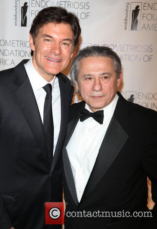 Dr. Mehmet Oz and Dr. Tamer Seckin...