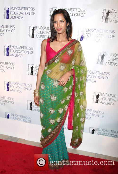 Padma Lakshmi  The Endometriosis Foundation of America...