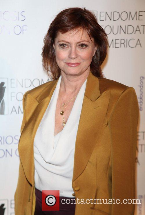 Susan Sarandon The Endometriosis Foundation of America Celebrates...