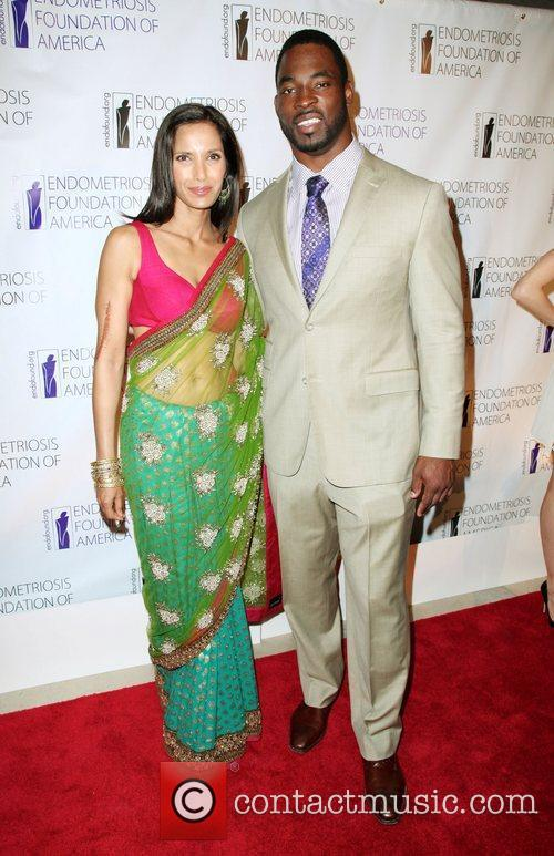 Padma Lakshmi and Guest The Endometriosis Foundation of...