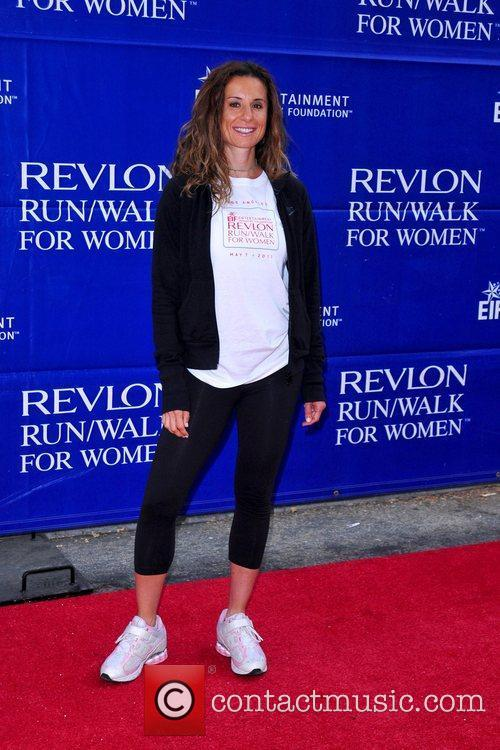 Jennifer Cohen 18th Annual EIF Revlon Run Walk...