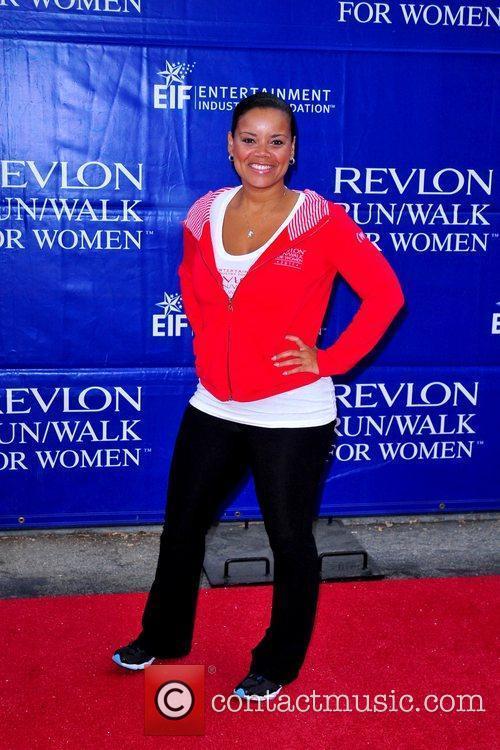 18th Annual EIF Revlon Run Walk held at...