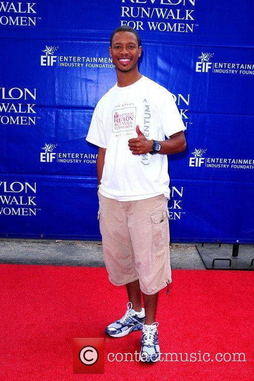 RJ Smith-Tillman 18th Annual EIF Revlon Run Walk...