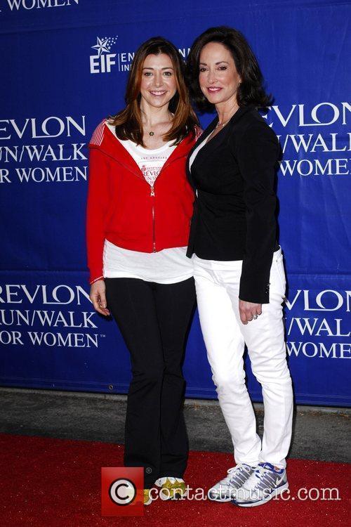 Alyson Hannigan, Lilly Tartikoff 18th Annual EIF Revlon...