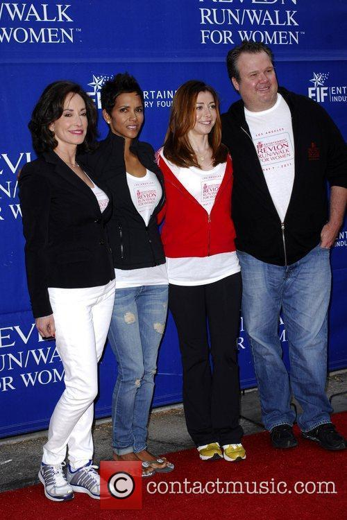 Lilly Tartikoff, Alyson Hannigan, Eric Stonestreet and Halle Berry 10