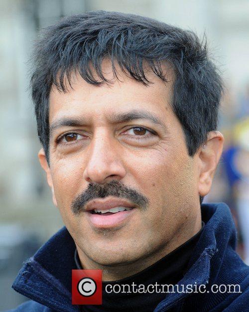 Director Kabir Khan A dance scene is filmed...
