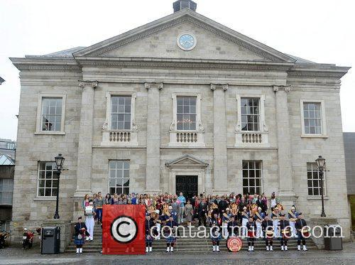Jane Shortall School of Dance students and Dublin...