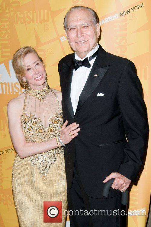 Trudy Cejas and Ambassador Paul Cejas El Museo's...