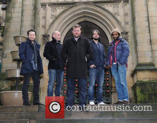 Elbow at Manchester Cathedral